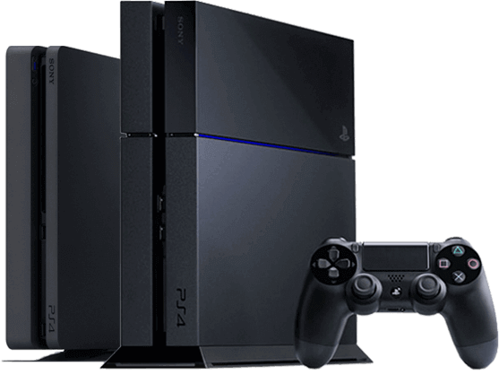 PlayStation 4 e PlayStation 4 Slim