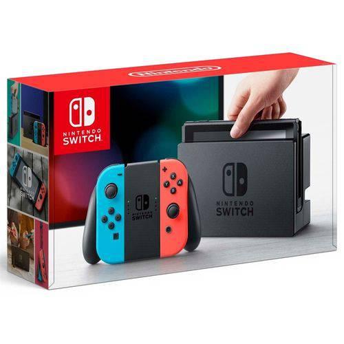 Nintendo Switch em Promoção