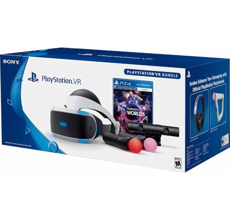 Playstation Vr Bundle em Promoção