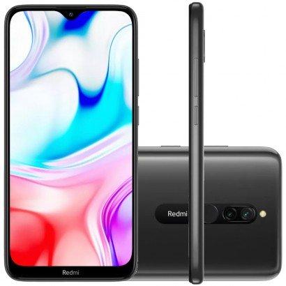 REDMI 8 32GB ONYX BLACK em Promoção